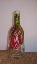 Бутылки роспись под заказ