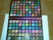 Новые палетки теней на 120 цветов