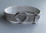 Браслет. Серебряная копия  бренда Tiffany&Co (H058)