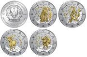 Огромная коллекция монет Украины