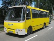 Пассажирские перевозки по всей территории Украины
