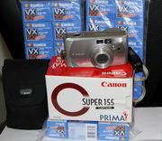 Продам фотоаппарат Сanon Prima Z 155 с объективом 37-155 мм