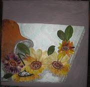 Картины флористические