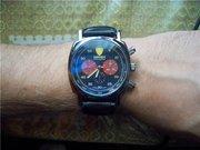 часы  марки Ferrari