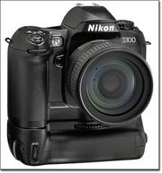 Nikon D100+оригинальный бат.блок+карта памяти 2Gb всего за 2900грн!