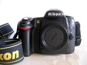 Продам Nikon d80 body.