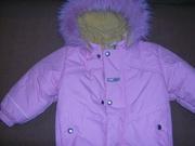 Детская зимняя куртка LENNE