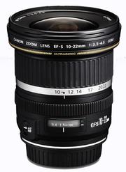Продам Canon 10-22 f3, 5-4, 5