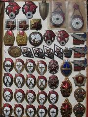 Куплю очень дорого медали жетоны нагрудные знаки