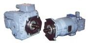 Гидропривода объёмного ГСТ-90. Гидростатической трансмиссии