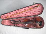 продам скрипку немецкой мануфактуры 3/4 состояние хорошее,