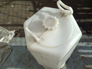 Емкость пластмассовая 40 литров
