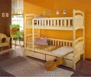 Детская двухъярусная кровать Запорожье