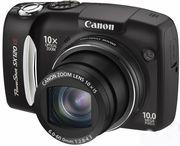 Продам Canon PowerShot SX120 IS Black отличное состояние 850 гр