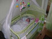 Кроватку Джоби б/у 1 ребенок
