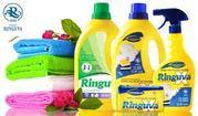 моющие средства на органике