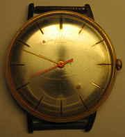 советские золотые часы 583 пробы