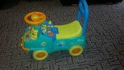 Детская машина- каталка Винни Пух
