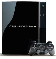 Sony Playstation 3,  б/у,  HDD 40,  прошита 3.55(под внешние накопители),