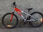 велосипед   горный Comanche Indigo FS