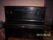 немецкое пианино C.M.SCHRODER