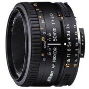 Обьектив Nikon 50 f/1.8D AF Nikkor,  новый