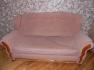 продам стильный  раскладной диван -бу-
