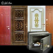 Safe Homе: бронированные входные двери,  сейфы от производителя.