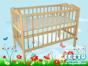 Кроватка детская LETTO «Малютка»