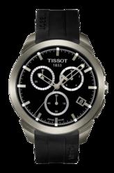 Продам часы Tissot T-Sport Titanium Chronograph .б.у
