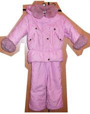 Зимний костюм Lenne на девочку