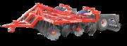 борона дисковая модульная прицепная Антарес 4х4