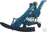 Погрузчик зерна модернизированный ПЗМ-90С ( зернометатель)