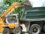 Вывоз мусора и доставка сыпучих