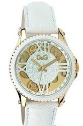 Стильные оригинальные женские часы D&G