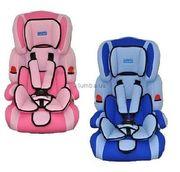 Автокресло детское LB 513-5-8 с подушкой (до 36 кг)