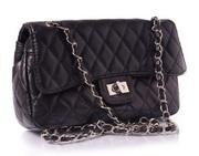 Женская сумка с ручкой цепочкой по типу Шанель недорого - Запорожье