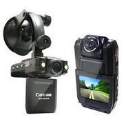 Авто-видеорегистратор  Carcam P5000 HD Car DVR