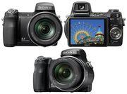 продам фотоаппарат Sony DSC H-9