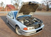 Навесное на Двигатель на BMW 4.40л