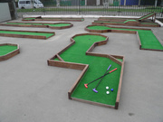Продам мини-гольф