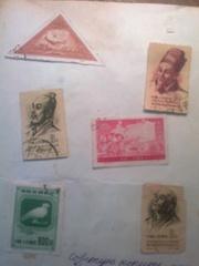 продам Китайские марки