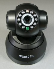 Wi-Fi IP поворотная камера Wascam