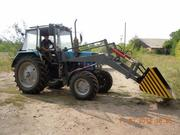 КУН на трактора МТЗ,  ЮМЗ,  Т-40
