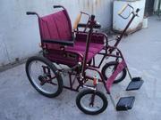 Продам коляску инвалидную модель ДККС-2 (дорожная)