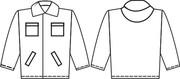 Пошив зимняя спецодежда -  Куртка зимняя с капюшоном