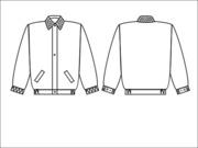 Пошив зимняя спецодежда -  Куртка зимняя Пилот с меховым воротником