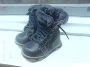 Зимние ботиночки,  стелька 13см