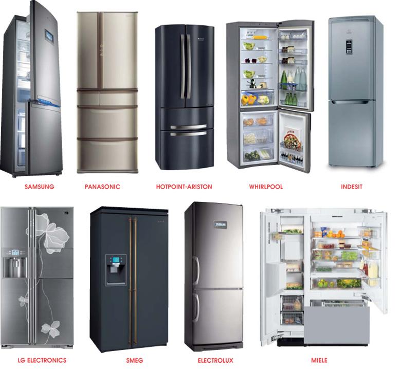 холодильники со