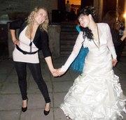 Вечернее,  выпускное платья,  в хорошем состоянии